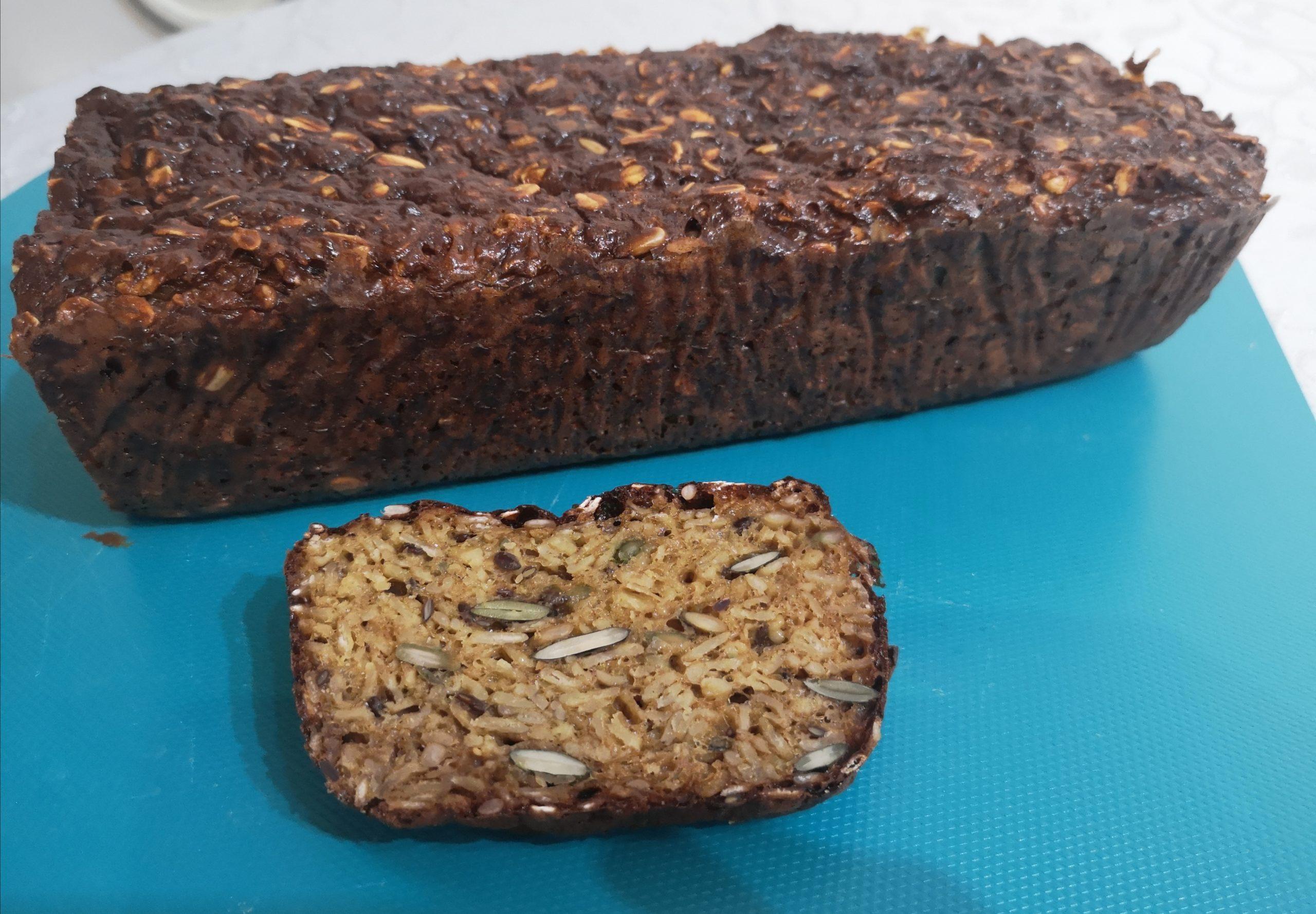 Proteinski kruh by Snježana